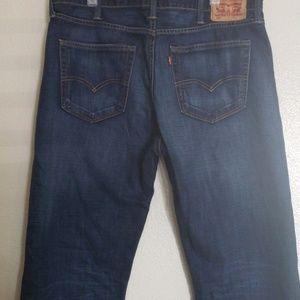 Mens Levi's 508 Jeans.